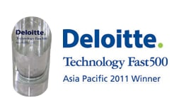 Deloitte Technology Fast 500 Asia Pacific 2011