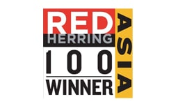 Red Herring Asia Top 100 Award