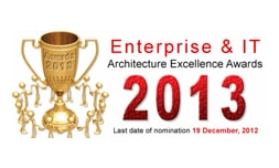 Global IT Architecture Excellence Award 2013